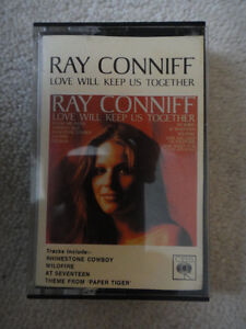Ray Conniff - Love Will Keep Us Together, audio cassette