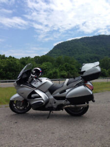 Honda ST1300a with abs and very low mileage