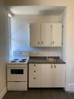 1 Bedroom for Rent - Downtown - Available May 1st