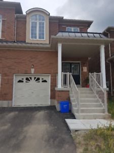 Semi-Detached Home Available for Rent in Milton