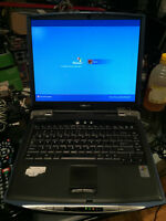 TOSHIBA SATELLITE LAPTOP MODEL 5100 FOR SALE