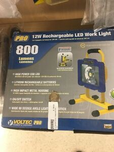Worklight 800 Lumen - Voltec COB LED