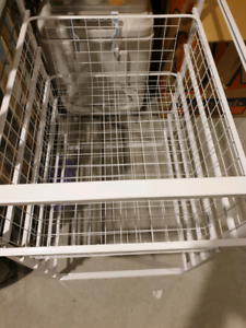 Kitchen or Laundry Storage Shelf Unit Free