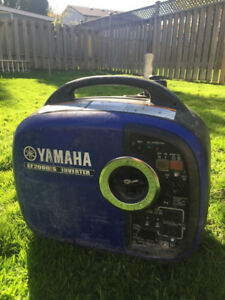 Yamaha Gas Powered Portable Inverter