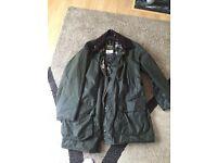 Men's adult Barbour Jacket