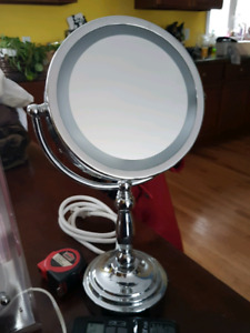 Two Make Up Mirrors