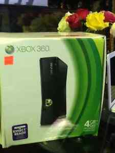 XBOX 360 with 2 controllers $90