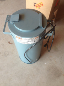 Portable Electrode Oven For Sale -- BRAND NEW!