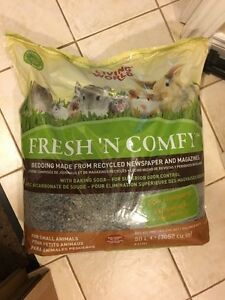 Pet Bedding for Small Animals ($50 in stores)