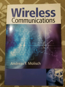 Wireless communications by Andreas Molisch