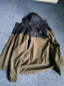 Boys North Face waterproof jacket