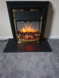 Dimplex Freestanding Electric Fire 🔥