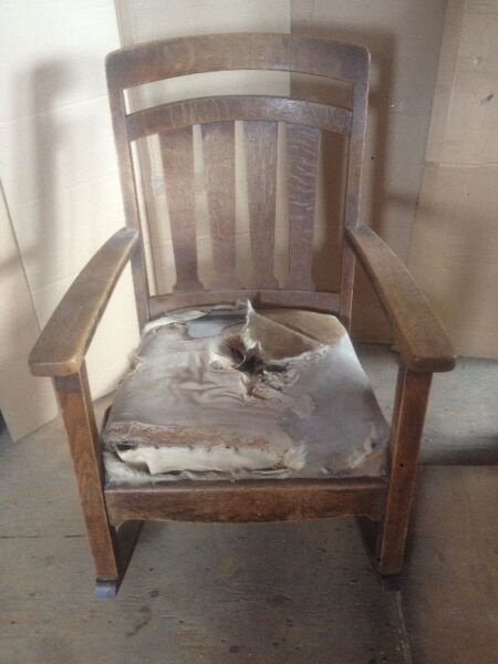 Vintage step stool antique rocking chairs parlor chair  : 20 from www.kijiji.ca size 450 x 600 jpeg 33kB