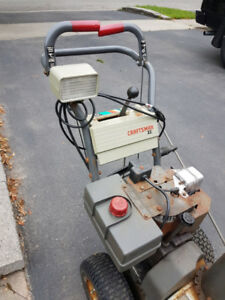 Craftsman 8/25 HP Snowblower Ready for the Season