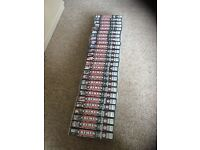 Great Crimes and Trials VHS Collection