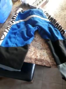 Motocross kids pants