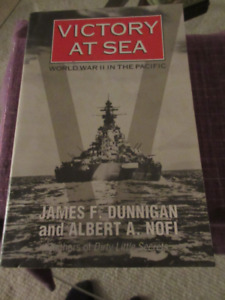 Victory at Sea : World War II in the Pacific