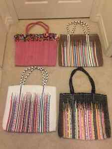 New Very Strong Woven Cotton Bags Kitchener / Waterloo Kitchener Area image 2