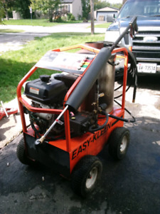 Easy Kleen 4000psi gas hot/cold pressure washer $2500 o.b.o