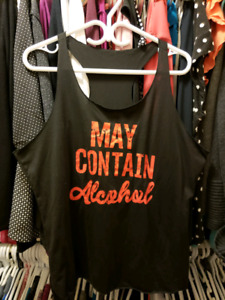 3 ladies tank tops