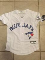 Kids Tulowitzki Blue Jays Jersey