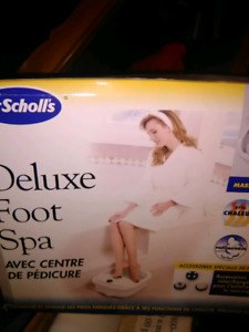 Brand new deluxe foot spa