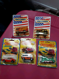 Super rare matchbox