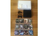 PS3 with game bundle and conrrolle