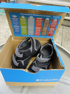 NEW!  -- COLUMBIA TODDLER'S SURF SIDE SANDAL