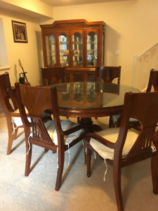 Dinning set for sale - $1850