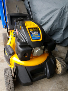 Cub cadet 6.75hp self propelled lawnmower