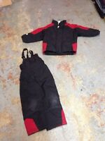 Boys 5t snow suit