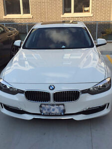 2015 BMW 320 xDrive lease takeover