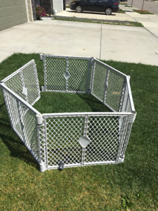 Child Fence Excellent Condition
