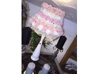 Stunning handmade lamp