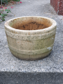 Number 60 Sandford Stone planter