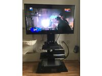 """42"""" Full HD LG LED TV free view with stand"""