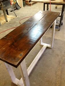 Coffee Table AND Entryway Table for sale!