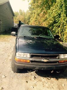 2000 Chevrolet S-10 Autre