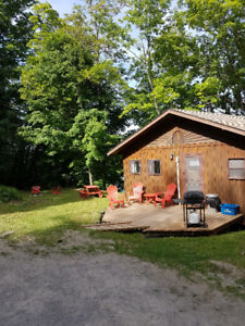 Week Cottage Rental for 6 people ON THE WATER
