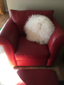 love Seat and Chair& ottoman
