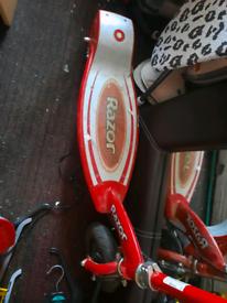 Scooter razor
