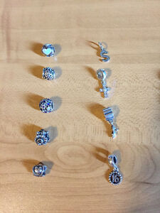 Authentic Pandora Charms, Perfect Condition
