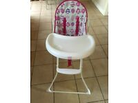 Redkite High Chair