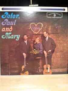 Vinyle Peter Paul and Mary vinyl