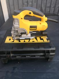DeWalt jigsaw