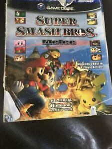 Super smash bros the official guide