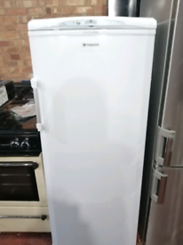 ➡️➡️SALE⬅️⬅️ TALL WHITE HOTPOINT FREEZER