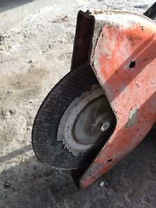 Stihl quick cut saw Cornwall Ontario image 3