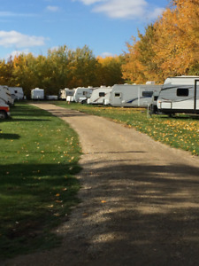 **THE RV RANCH** South Edmonton Family owned RV and Boat Storage